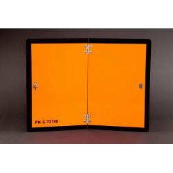 Tablica ADR łamana gładka 400x300 mm